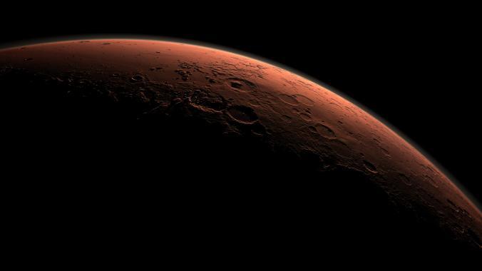 Mars_Daybreak_at_Gale_Crater_PIA14293